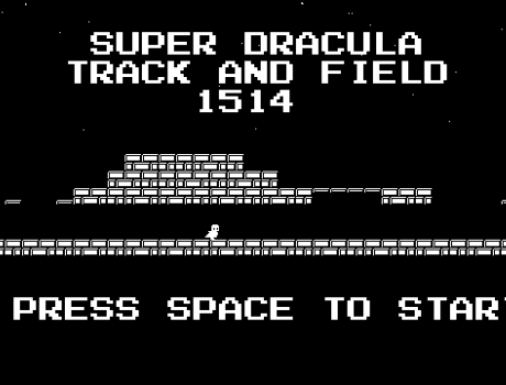 Super Dracula Track and Field 1514